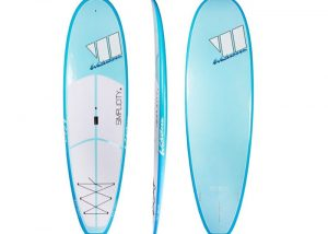 stand up paddle board byron bay