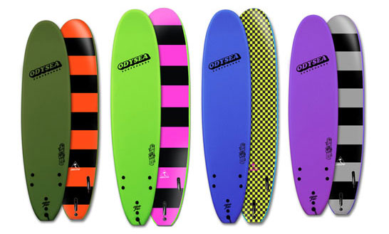 surfboard hire byron bay